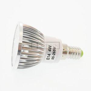 E14 LED spot 4W varm hvid