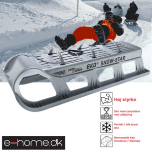 EKO® SNOW-STAR 120 SØLV_490002_e-home