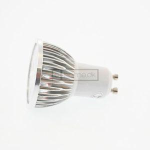 GU10 LED spot 4W varm hvid dæmpbar