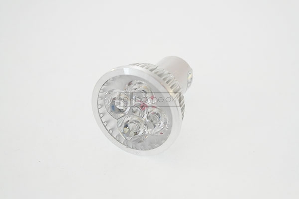 Image of   GU10 LED spot 4W varm hvid