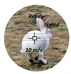 Image of   Aite Laser Rangefinder til hastighed