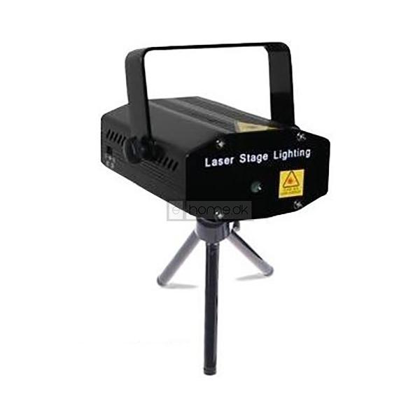 Disko Laserlys Mini