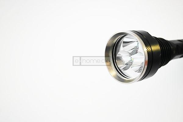 Image of   SkyRay LED lommelygte 4000 lumen