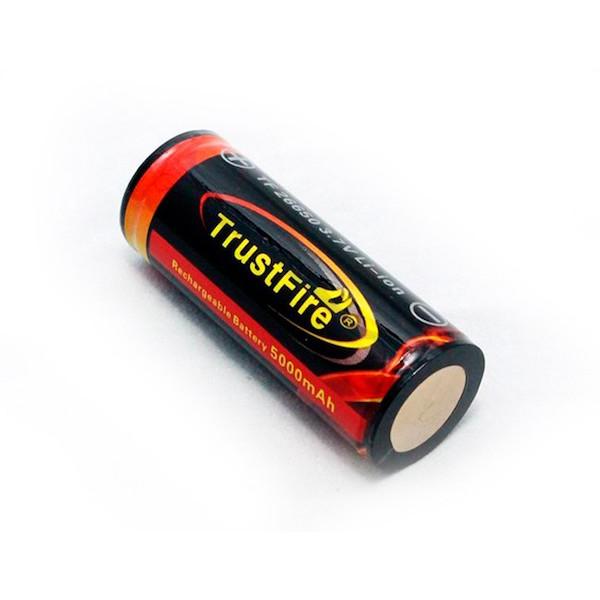 Trustfire Gold 26650 batteri