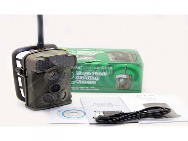 LTL Acorn Vildtkamera 5310MM 100° 12MP GSM Wide Angel
