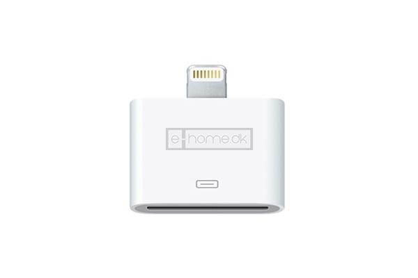 Lightning/Apple 30-pin adaptor A