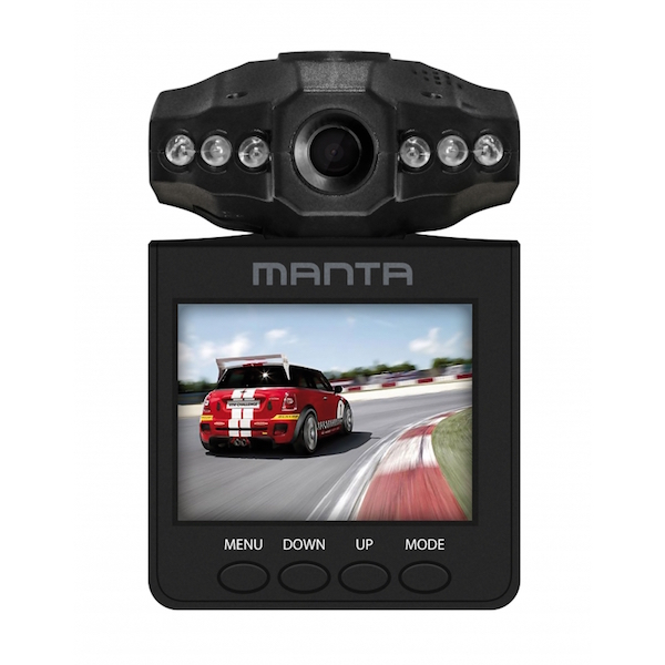 Image of   Car Kamera DVR Full-HD Manta MM308S