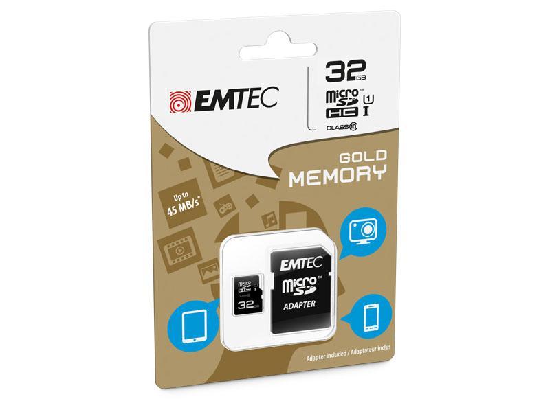 Image of   32 GB MICRO SD/SDHC HUKOMMELSESKORT