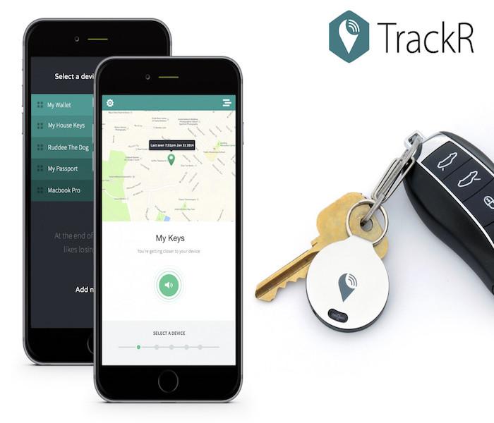 Trackr Bravo Gps Tracker 183 E Home