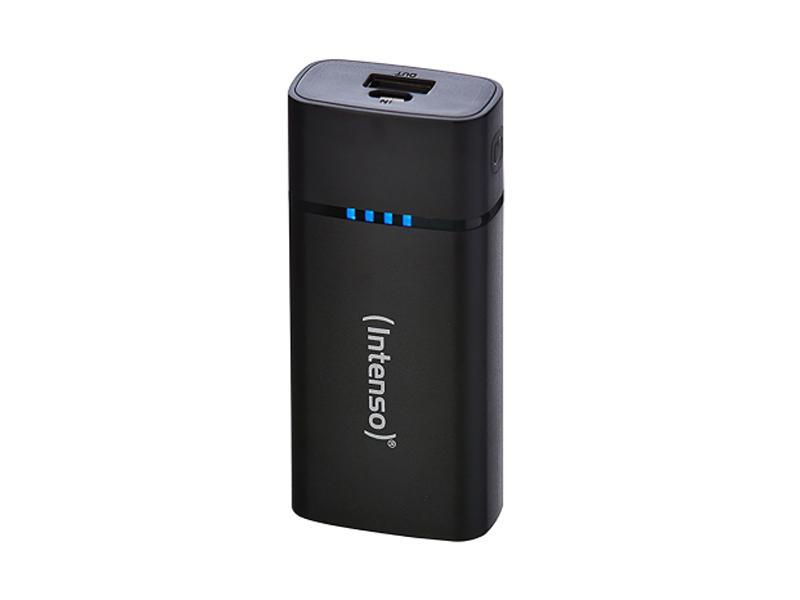 Image of   Intenso Powerbank 5200 mAh Sort