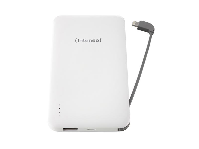 Image of   Intenso Powerbank S10000 Dual USB 10000 mAh Hvid