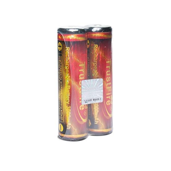 Trustfire Gold Lithium batteri 2 stk
