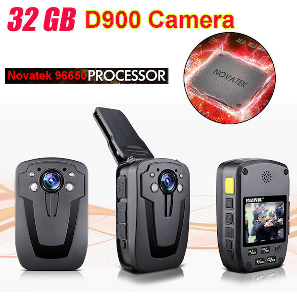 Image of   D 900 Body Kamera Full HD 32 GB