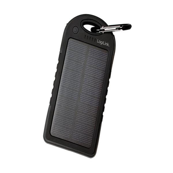 Image of   Solar powerbank Logilink 5000 mAh
