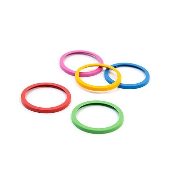 Bachmann PIX farvede Dekortions ringe