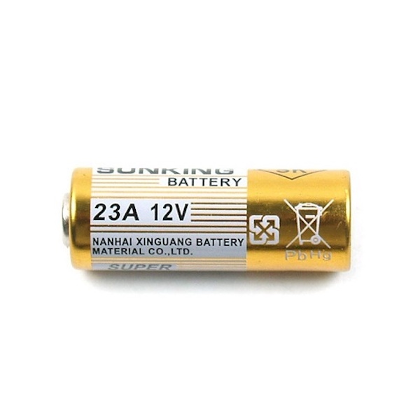 12v 23a alkaline Batteri