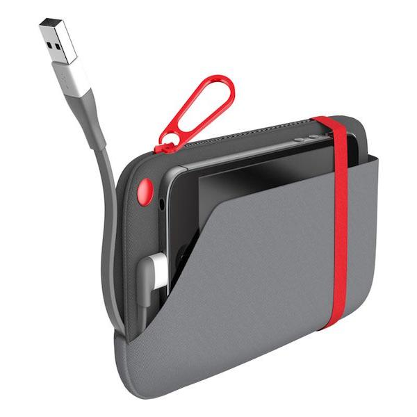 Image of   Emtec Powerbank Pouch U500 Apple oplader