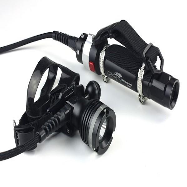 Image of   Xeccon Nemo 900 LED dykkerlygte