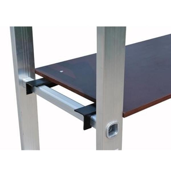 Foldbar arbejdsplatform 1,43 meter