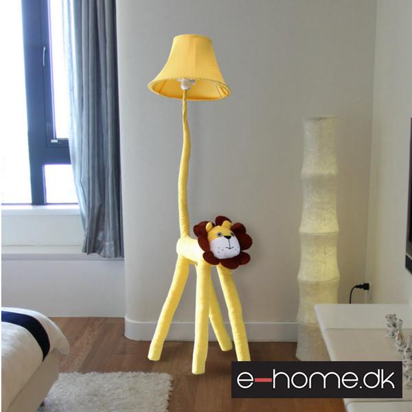 Gulvlampe Løve e-240923 e-home