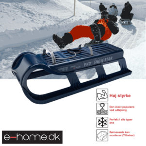 EKO® SNOW-STAR 100 BLÅ_490009_e-home