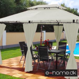 Luksus-pavillon - Minzo - 3x4m - Creme_e-1022371679c_e-home