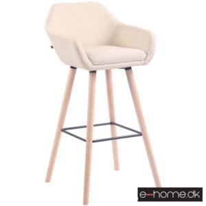Barstol model Adelaide_stof creme_ben natur_308830_e-home