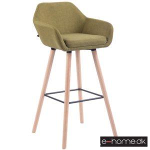 Barstol model Adelaide_stof grøn