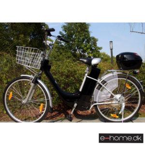 Elektrisk-cykel_250W_bycykel_Sort_1022628129_e-home_TITEL