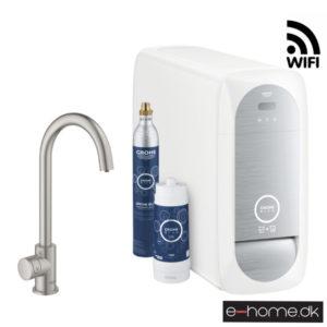 Grohe Blue Home Mono WIFI Starter Kit superstel - 31498DC1_e-home_TITEL