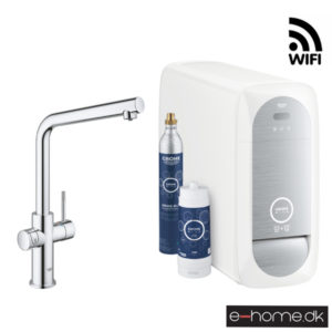 Grohe Blue Home Starter Kit L-tud - 31454001_e-home_TITEL