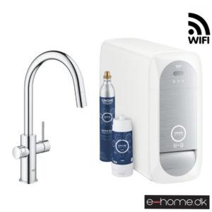 Grohe Blue Home Starter Kit Udvidelig- 31541000_e-home_TITEL