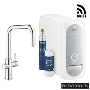 Grohe Blue Home Starter Kit kan udvides - 31543000_e-home_TITEL